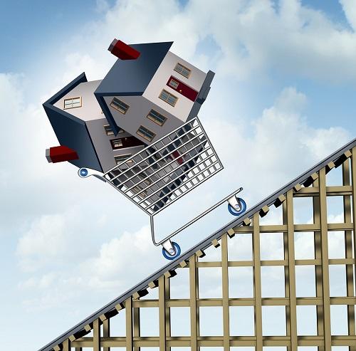 tendance des taux d'hypothèque