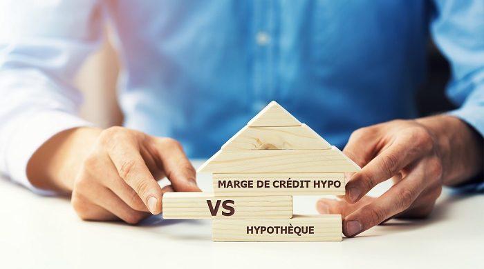 marge de crédit hypothécaire vs hypothèque