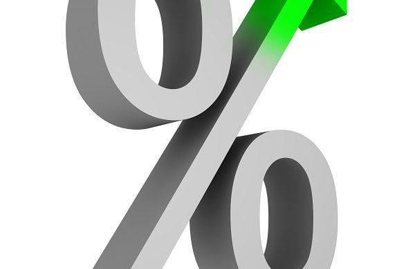 hausse du taux hypothécaire en 2018