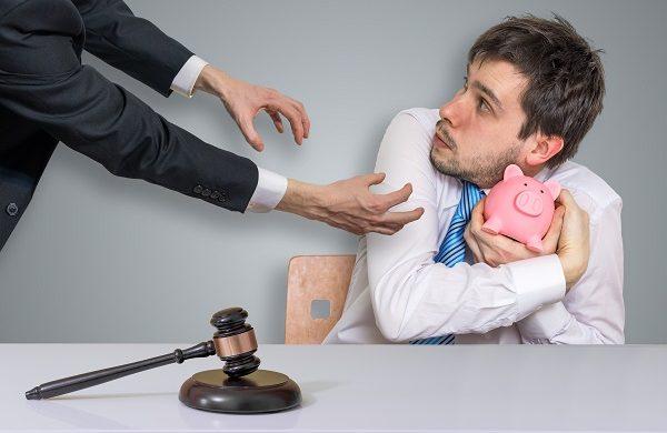 avantages faillite personnelle