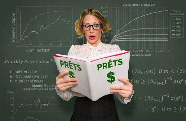 calculer capacite emprunt pret hypothecaire