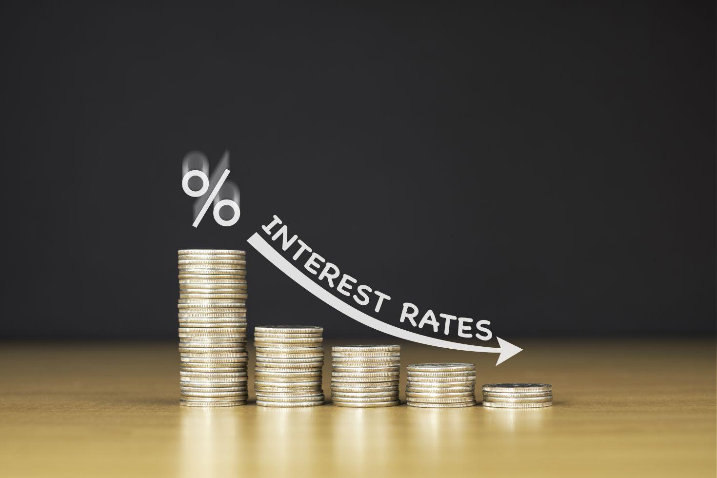 taux hypothecaires baisse