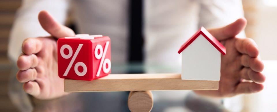 historique taux hypothecaire canada