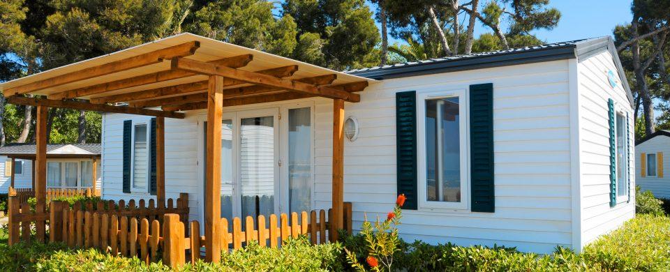 hypothèque maison mobile
